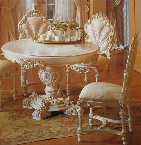 Color Combinations Design rococo style interior design ideas