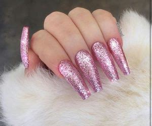ideas  long gel nails  pinterest long