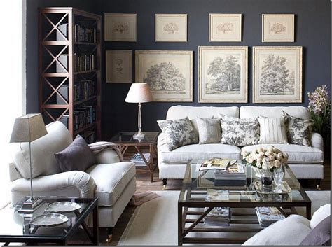 gray walls living room gray toile living room interiorly