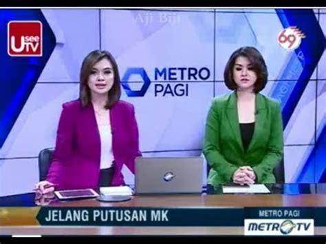 Tv Samsung Hari Ini berita kabar pagi hari ini 20 agustus 2014 metro tv