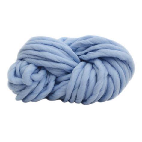 chunky yarn for arm knitting chunky wool yarn super soft bulky arm knitting wool roving