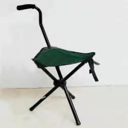 2015 folding portable travel walking stick seat c