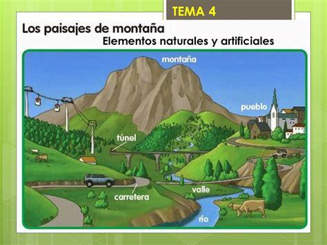 imagenes de elementos naturales y artificiales 191 qu 233 es un paisaje paisaje es todo aquello que vemos a