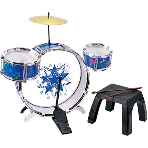 kid drum set walmart