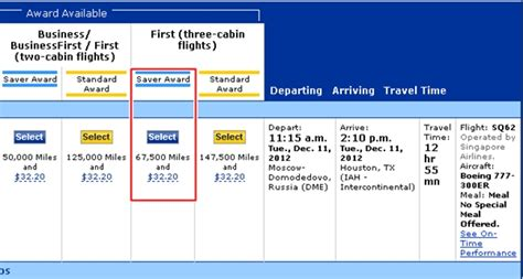 Strathclyde Mba Singapore Cost by Deal Alert Singapore Airlines Class Bookable On United