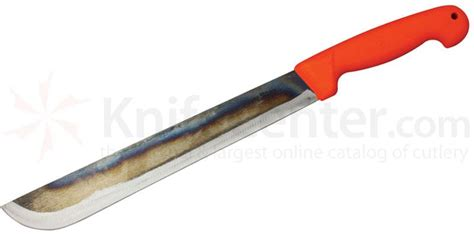30 inch machete svord kiwi machete 12 quot carbon steel blade orange