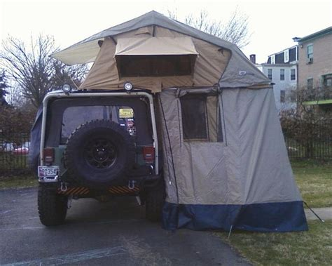 jeep renegade tent 1000 ideas about jeep cing on cing