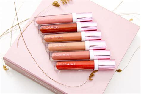 Lipstik Esqa esqa cosmetics x bcl sinclair lipstick monday daily