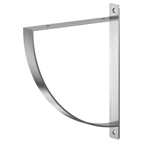 brackets for shelving decorative metal shelf brackets homesfeed