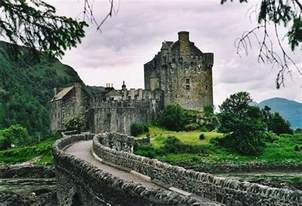 scotland a history from earliest times books eilean donan castle idyllic scottish setting carries a