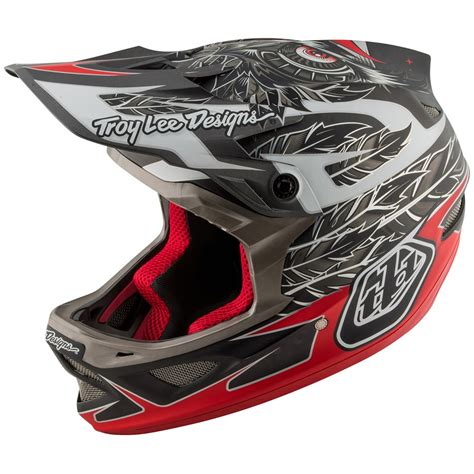 troy lee design mtb helm troy lee designs d3 composite bike helmet evo