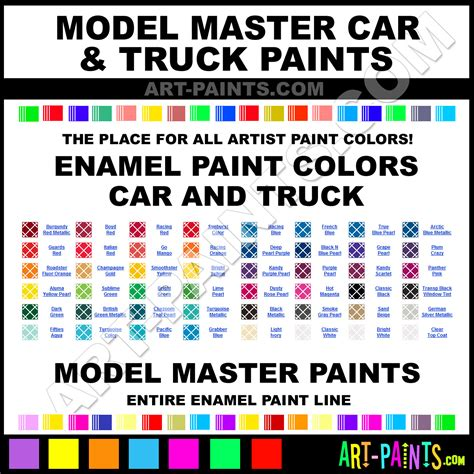 color model master car and truck paint 483465 paintscom