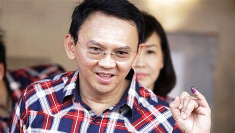 ahok governor ahok needs to learn euphemism expert says national