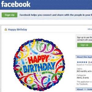 the turmoil of facebook wall post birthday salutations