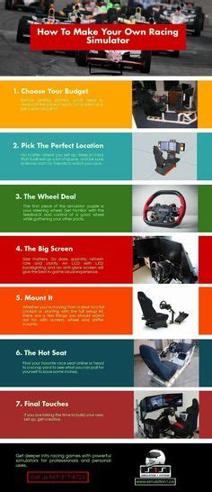 Make Your Own Gaming Chair by 604 Best Racing Simulator Images On In 2018