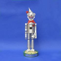 12 quot traditional tin man wizard of oz wooden christmas