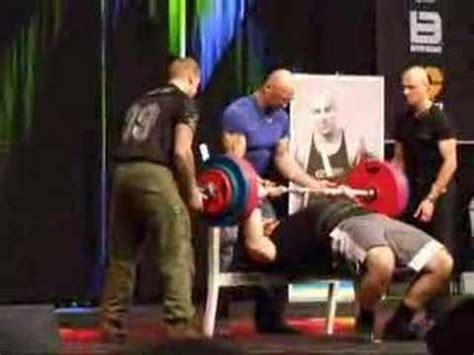 magnus samuelsson bench press armpumping by giant swede doovi