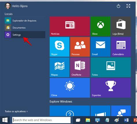 tutorial windows 10 technical preview como fazer downgrade do windows 10 technical preview