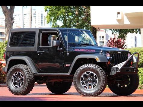 Jeep Rubicon 10th Anniversary For Sale 2013 Jeep Wrangler Rubicon 10th Anniversary Edition For