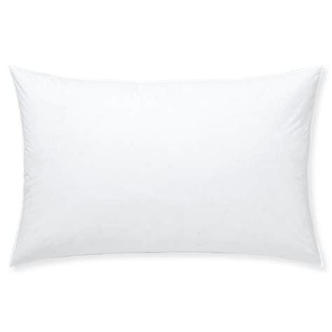 cuscini di piume dor dalama cuscino di piume semiduro a tre camere bianco
