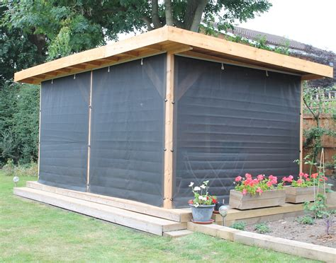 gazebo walls roll up wall for gazebos