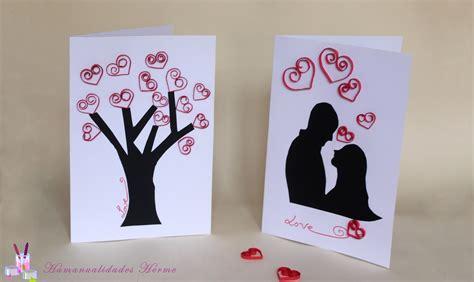 como hacer manualidades de san valentin manualidades manualidades herme como hacer una tarjeta para san valentin
