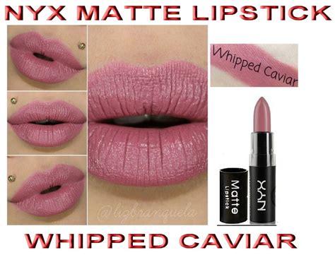 Nyx Caviar jual nyx matte lipstick caviar branded island