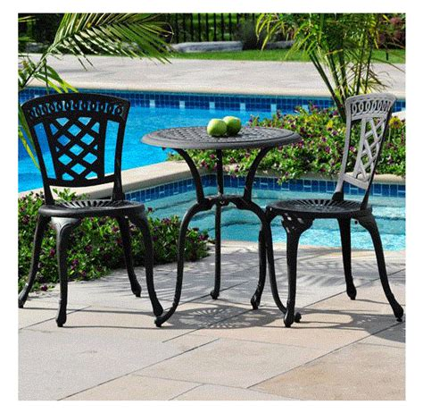 bistro sets insideout patio furniture