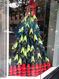 plastic cups christmas tree 1000 images about decorations on trees cup and