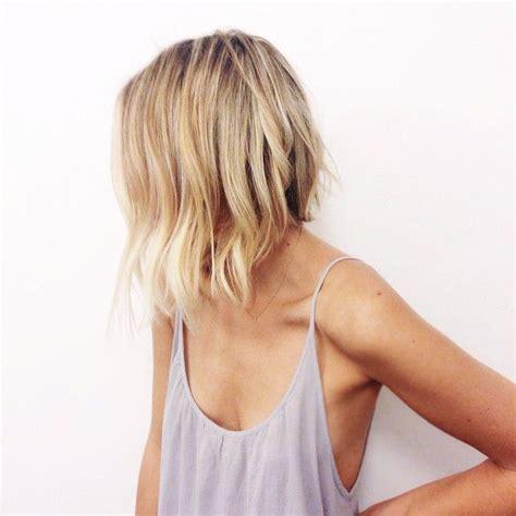 angled lob images 306 best medium length hair styles images on pinterest