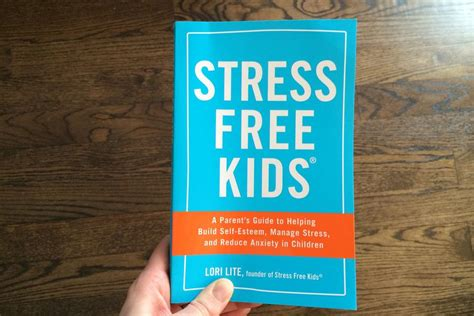 stress free kids books quot stress free kids quot lori lite helps kids cope with stress