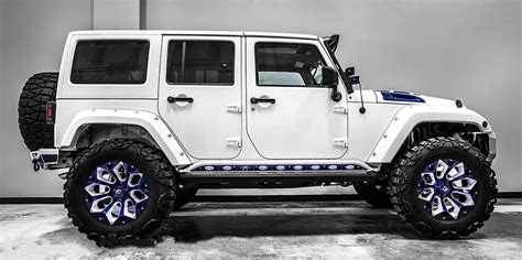 is a jeep wrangler worth it this stormtrooper of a jeep wrangler is 60 000 worth of