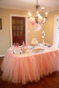 Pink elegant baby shower theme pictures photos and