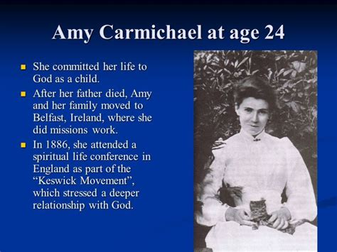 mother teresa biography presentation a chance to die the life and legacy of amy carmichael