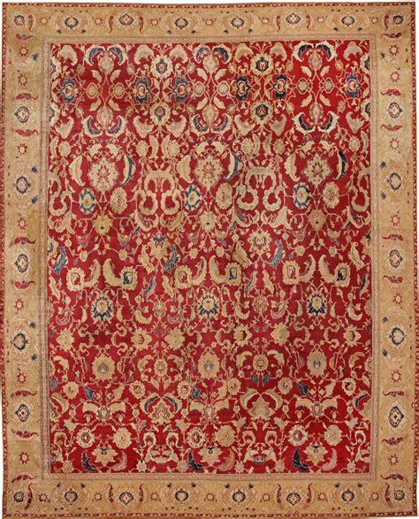 agra rug antique agra carpet 44602 by nazmiyal