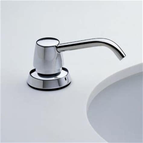 Bobrick B 822 Soap Dispenser Contura1 bobrick b 822 34 oz soap dispenser with 4 in spout