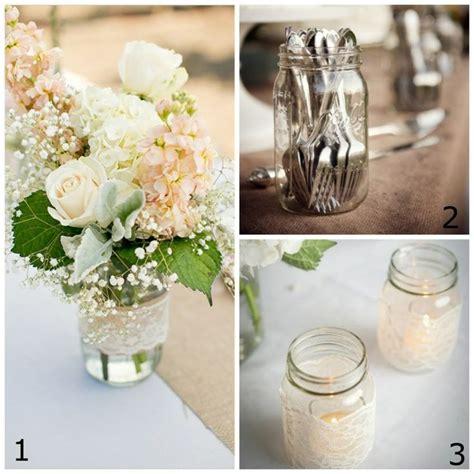 upcycled wedding ideas 17 best jar wedding ideas on wedding sand