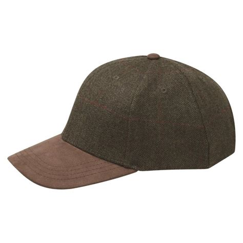 swarovski optik baseball caps schoffel tweed baseball cap tweed one size mens hats caps william powell