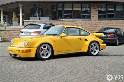 Porsche 964 Turbo S porsche 964 turbo s 3 3 leichtbau imsa 1 september 2013