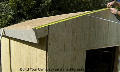 Shed Fascia by Shed Trim How To Install Shed Trim Icreatables