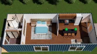 Shipping Container House Plans shipping container home floorplans