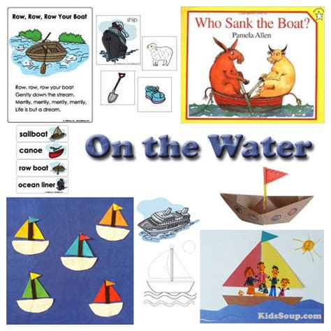 boat lesson plans for toddlers five little sailboats felt story and craft kidssoup