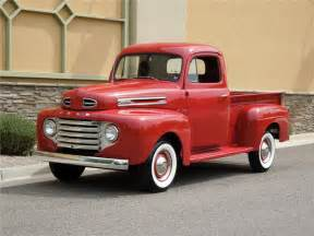 1949 Ford Truck 1949 Ford F 1 132971