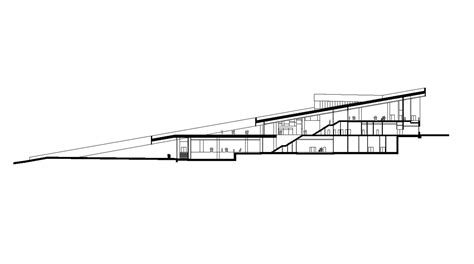 R In Section by Gallery Of Moesgaard Museum Henning Larsen Architects 30