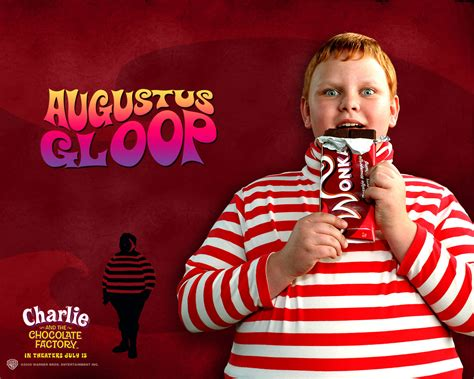 characters grade 4 the chocolate factory