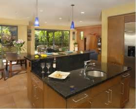 kitchen island breakfast bar home design ideas pictures