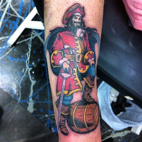 captain morgan tattoo captain rum rum