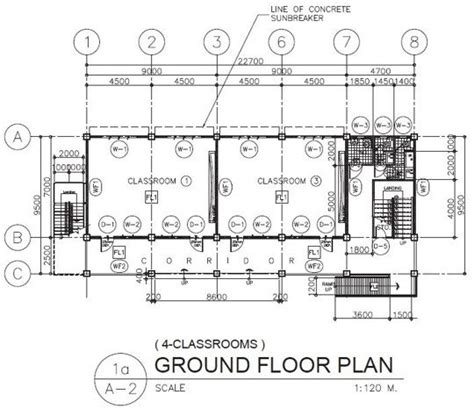 building ground floor plan tile kitchen island autocad concrete tile hatch
