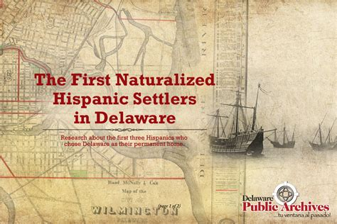 State Of Delaware Marriage Records State Of Delaware Delaware Archives Hispanic Settlers