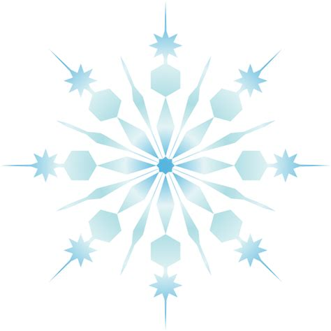 snowflake png clipartion com